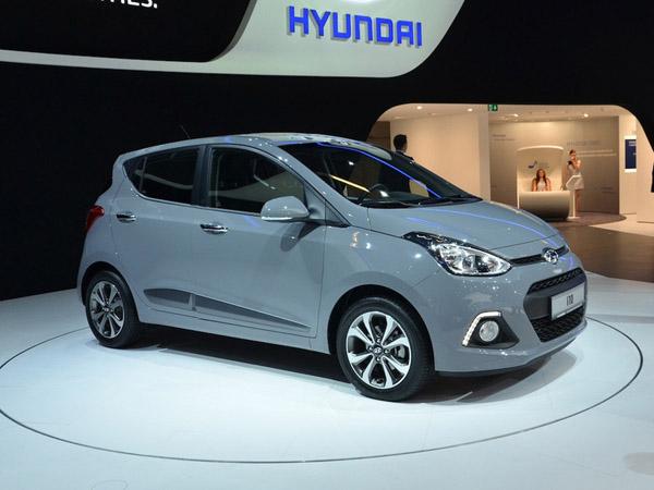 Новый Hyundai i10 обладает самым большим багажником в сегменте