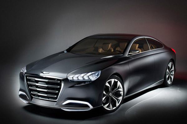 Второе поколение Hyundai Genesis будет полноприводным