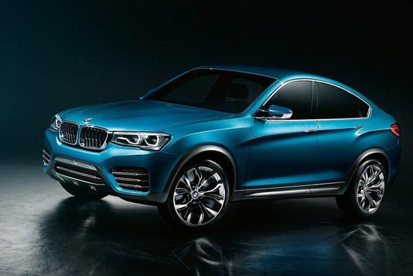 BMW назвала дату премьеры своей новой модели