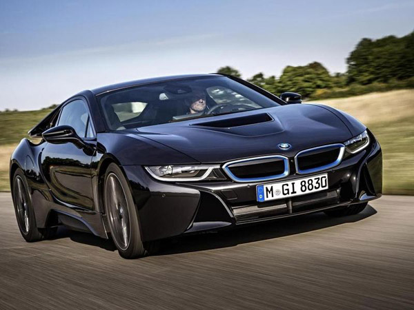 BMW добавит в линейку «i» электрический компактвэн