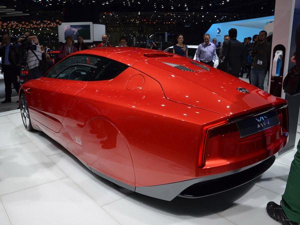VW превратит знаменитый гибрид в серийный спорткар