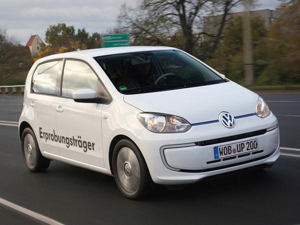 Volkswagen рассекретил свой суперэкономичный хэтчбек