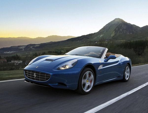 Ferrari покажет в Женеве кабриолет с турбомотором