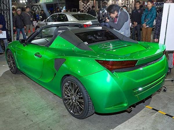 Toyota представила очередной спортивный гибрид