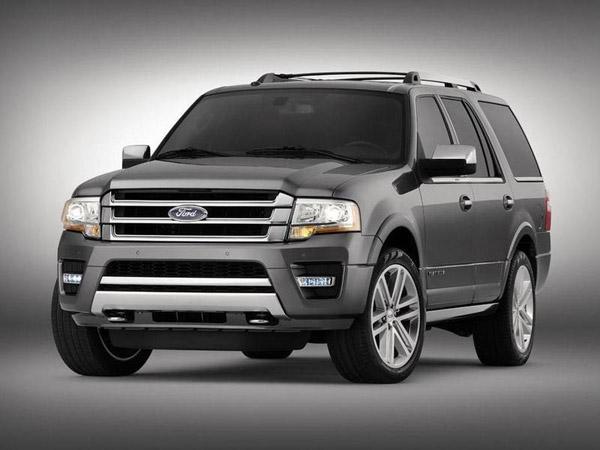 Обновлен самый большой внедорожник компании Ford
