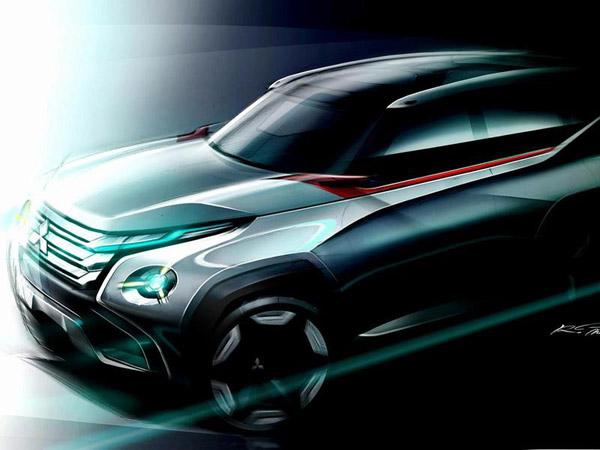 Mitsubishi превратит Pajero в гибрид