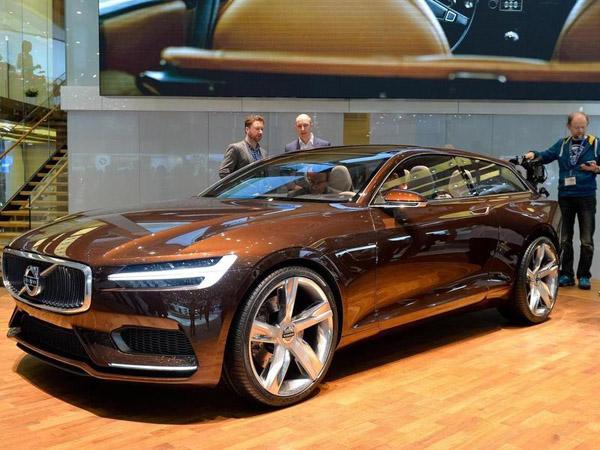 Volvo превратила автомобиль в уютную гостиную