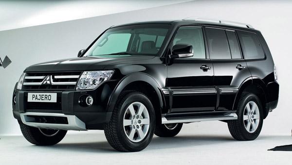 Mitsubishi Pajero станет гибридом