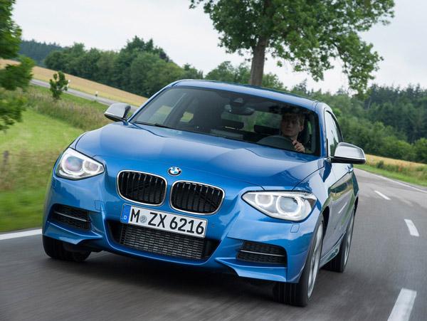 BMW 1 серии получит передний привод