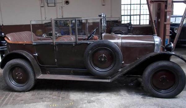 ТОП-5 «спящих» автомобилей на выставке в Касселе