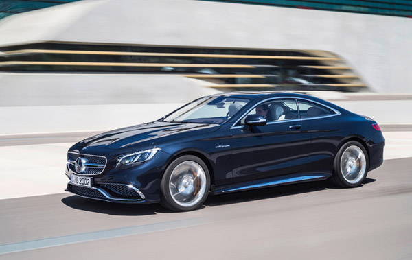Представлен самый мощный Mercedes-Benz S-класса