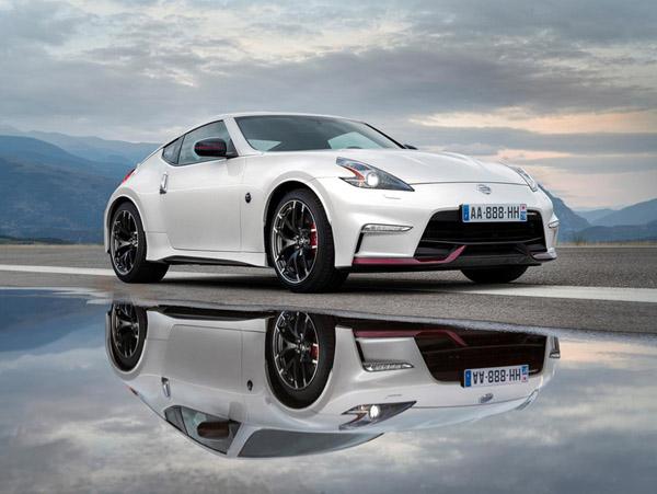 Nissan представил европейскую версию спорткара 370Z Nismo
