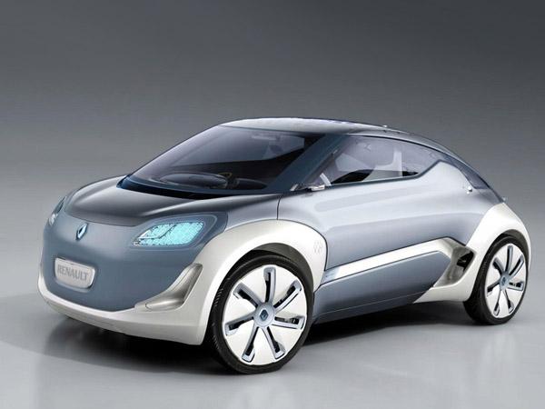 Renault покажет в Париже сверхэкономичный концепт