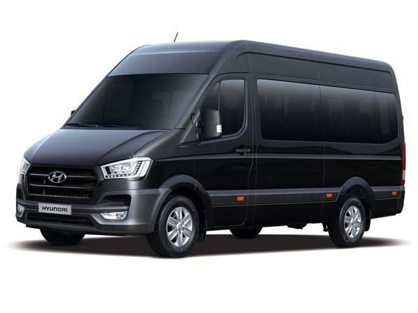 Hyundai создала коммерческий вэн для Европы