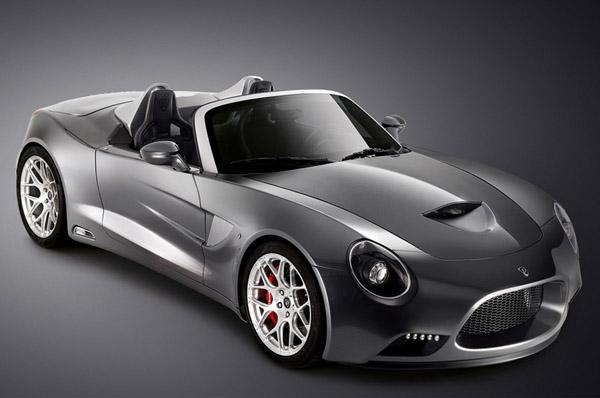 Puritalia Automobili представила ретро-суперкар