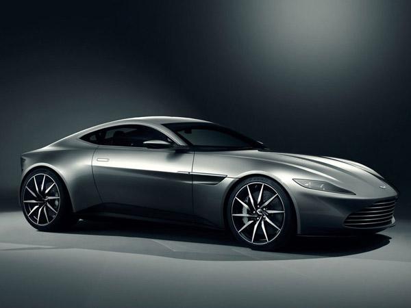 Представлен новый автомобиль Джеймса Бонда