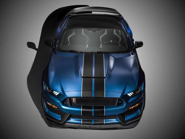 В Детройте показали самый экстремальный Ford Mustang
