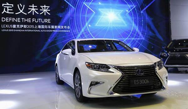 ТОП-8 новинок Шанхайского автосалона–2015
