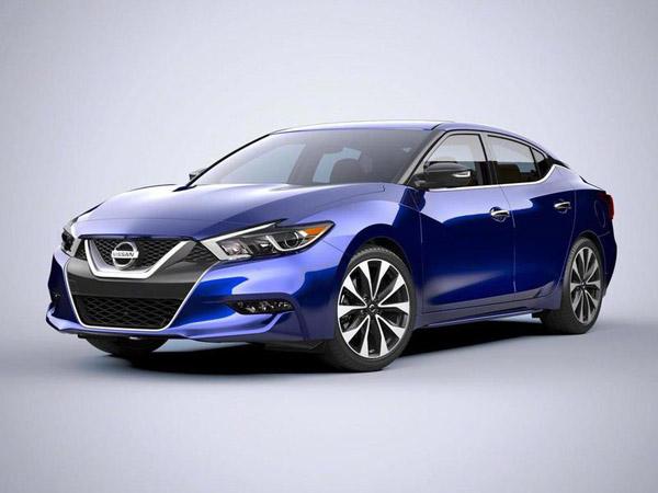 Представлена новая 300-сильная Nissan Maxima