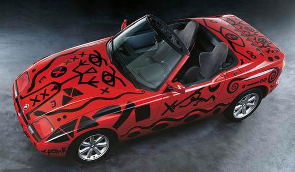 ТОП-17 примеров того, что автомобили – это искусство (ЧАСТЬ II)