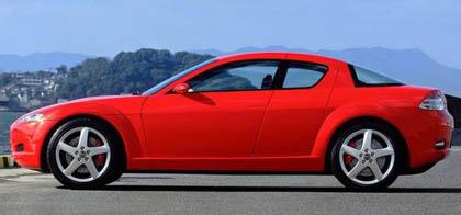 Mazda RX-7 2010 года