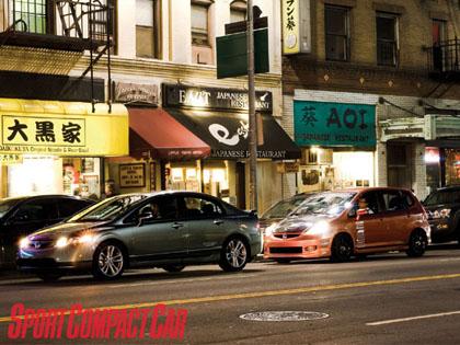 01cif Замена Civic