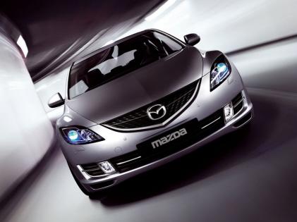 2008m1 Mazda 6 2008 года