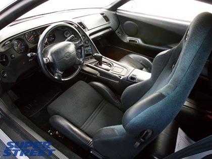 3bsupra 1994 Toyota Supra Turbo: гонщик в бикини
