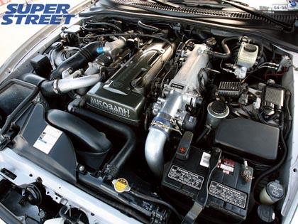4bsupra 1994 Toyota Supra Turbo: гонщик в бикини