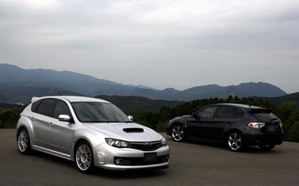 8sub2 Чего ждать от Subaru Impreza WRX STI 2008?