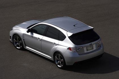 8sub3 Чего ждать от Subaru Impreza WRX STI 2008?