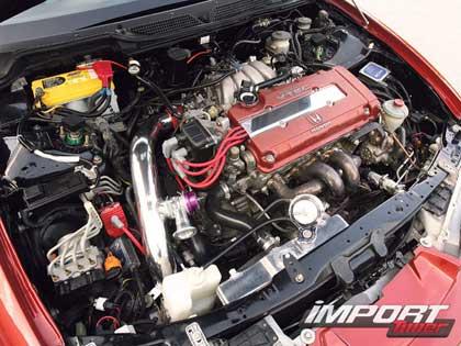 ai1 Три попытки для Acura Integra GSR 2000