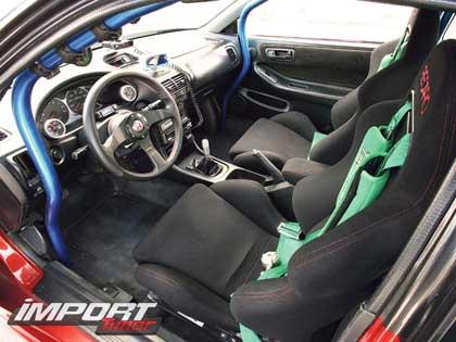 ai8 Три попытки для Acura Integra GSR 2000