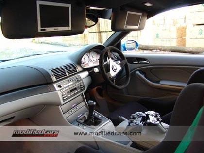 bmw2 BMW M3 GTR 2002: авто из монитора