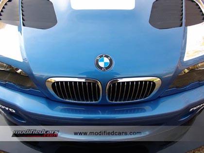 bmw6 BMW M3 GTR 2002: авто из монитора