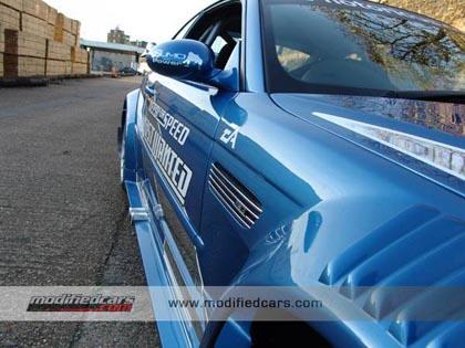 bmw7 BMW M3 GTR 2002: авто из монитора