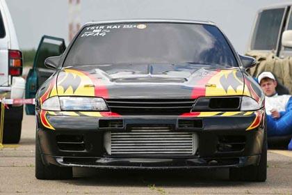 sk0 Nissan Skyline GT-R: легенда японского автопрома