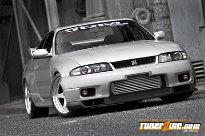 sk1 Nissan Skyline GT-R: легенда японского автопрома