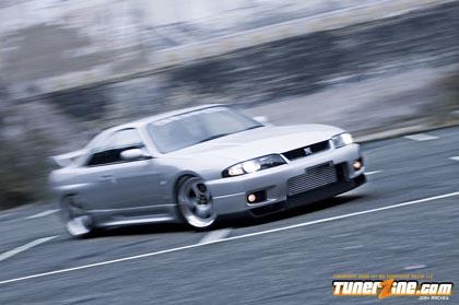 sk3 Nissan Skyline GT-R: легенда японского автопрома