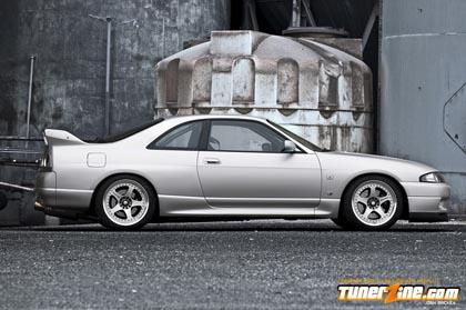 sk6 Nissan Skyline GT-R: легенда японского автопрома