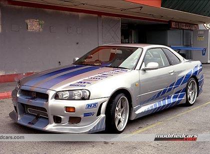 skyf1 Легенды тюнинга: Toyota Supra Turbo 1995 и Nissan Skyline GT-R R-34 1999