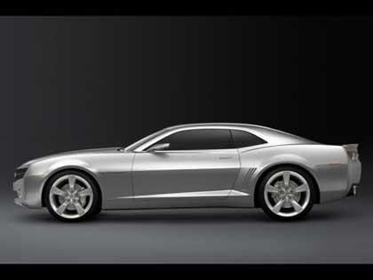 camaro2 10 самых крутых концепткаров