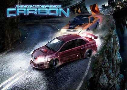 carbon Лучшее дрифт видео из игр