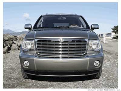 crysler 10 самых некрасивых новинок авто 2007 года