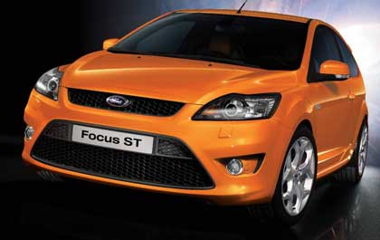 ff1 Ford Focus ST 2008