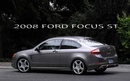 ff2 Ford Focus ST 2008
