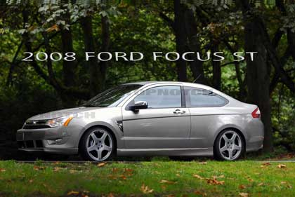ff3 Ford Focus ST 2008