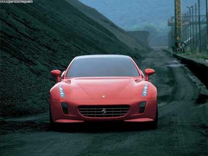 gg503 5 самых уникальных Ferrari