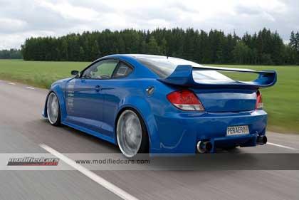 h5 Мультимедийный Hyundai Coupe