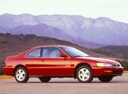 ha3 Honda Accord: история модели